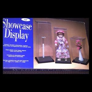 Showcase display